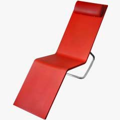 Chaise longue MVS di Maarten van Severen