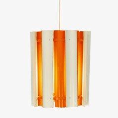 Lampe à Suspension Mexico par Yki Nummi pour Orno, 1960s