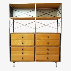 ESU 400 Storage Unit by Charles & Ray Eames for Herman Miller USA
