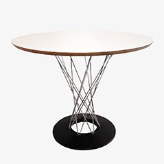Cyclone Dining Table by Isamu Noguchi for Knoll