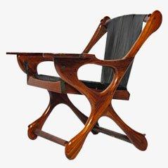 Chaise à Bascule par Don Shoemaker pour Senal, 1960s