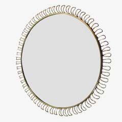 Loop Wall Mirror by Josef Frank Svenskt Tenn, 1950s