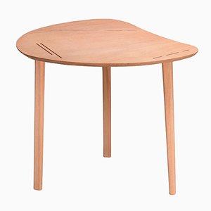 Tavolo pieghevole LIANE #3 da interno ed esterno di Kathrin Charlotte Bohr per Jacobsroom
