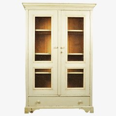 French Linen Cupboard, circa 1900
