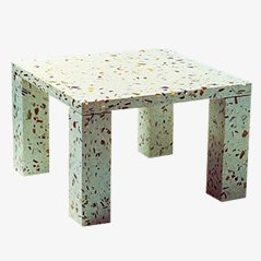 Nara Coffee Table by Shiro Kuramata for Memphis Milano, 1983