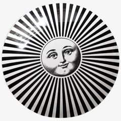 Wall Light by Piero Fornasetti, 1960s