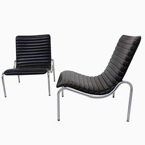 Modell 703 Sessel von Kho Liang Ie für Stabin, 1968, 2er Set