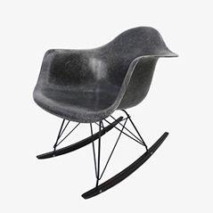 RAR Schaukelstuhl von Charles & Ray Eames für Herman Miller
