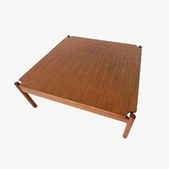 Table Basse par Ilmari Tapiovaara pour La Permanente, 1952