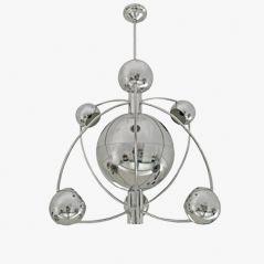 Mid Century Italian Sputnik Chandelier
