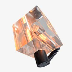 Lampe Industrielle Cubique de New Lamp Italy