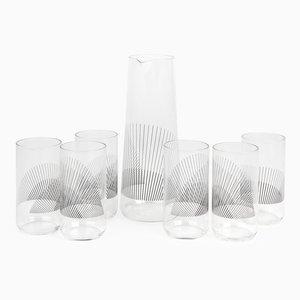 Cumulo Water Glass Set by Liliana Ovalle