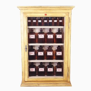 Pharmacy Cabinet, 1972