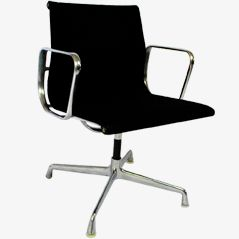Eames Chair 'EA108' In Classic Black