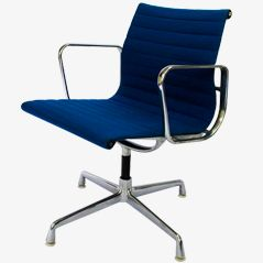 Eames Chair 'EA108' In Blue