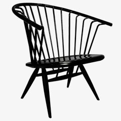 Crinolette Chair by Ilmari Tapiovaara for ASKO, 1961
