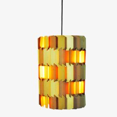 Facet-Pop Pendant by Louis Weisdorf for Lyfa