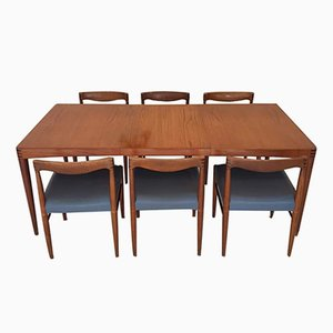 Dining Room Set by H.W. Klein for Bramin, 1960s