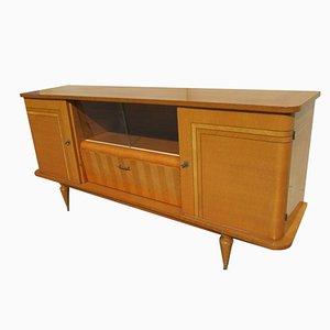 Oak & Mahogany Sideboard, 1950s