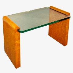 Tavolo Art Déco di Jacques Adnet