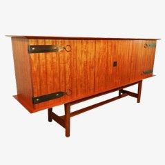 Vintage Teak Sideboard von Lancel, 1950er