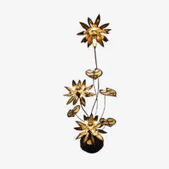 Brass Floor / Table Lamp from Maison Jansen