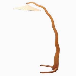 Mid Century Stehlampe, 1950er