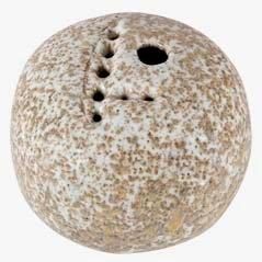 Vaso sferico F192 di Jørgen Mogensen