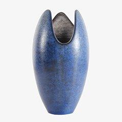 Skandinavische Undine Vase von Hjördis Oldfors für Upsala Ekeby