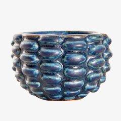 Cuenco escandinavo de cerámica de Axel Salto