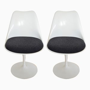Sedie Tulip di Eero Saarinen per Knoll International, anni '70, set di 2