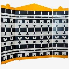 Ollo Dreiteiliger Raumteiler von Alessandro Mendini