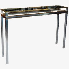 Console from Maison Jansen, 1970s