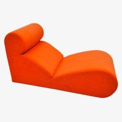 Chaise Longue BOBO par Cini Boeri pour Arflex