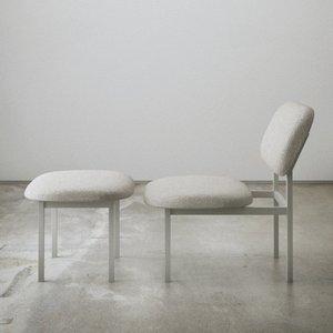 Sedia bassa Re-Imagined di Nina Tolstrup