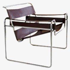 Wassily Chair von Marcel Breuer für Knoll Studio