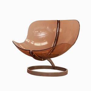 Sphere Lounge Chair by Boris Tabacoff for MMM, 1970s