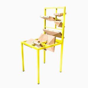 Pyramid Chair by Studio Eyal Burstein
