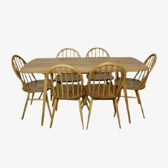 English Dining Table by Ercol, 1960s