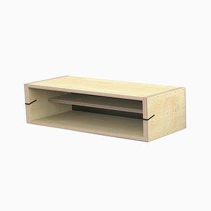 Wandmontierter klappbarer Bold Schreibtisch von CRP.XPN