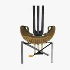 Documenta-Chair vintage di Paolo Deganello per Vitra