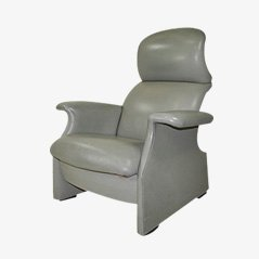 Sforzesca Leather Easy Chair from Studio Simon,1987