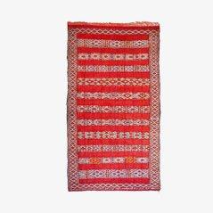 Zemmour Kelim Moroccan Berber Rug