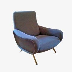 Sillon Lounge Chair by Marco Zanuso for Arfex Hispania, 1954