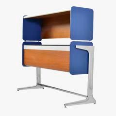Action Office Bookcase by George Nelson for Herman Miller, 1964