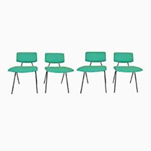 Compas Stühle von Pierre Guariche für Minvielle, 1962, 4er Set