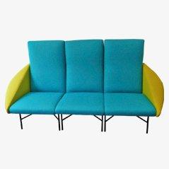 Canapé à 3 Places par Dangles & Defrance pour Burov