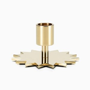 Brass Star Candleholder by Alexander Girard for Vitra, 1963