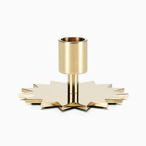 Brass Star Candleholder by Alexander Girard for Vitra, 1963