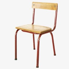 Children's Chair by Willy van der Meeren for Tubax, 1958